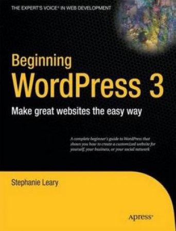 Beginning WordPress 3