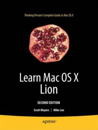 Learn Mac OS X Lion
