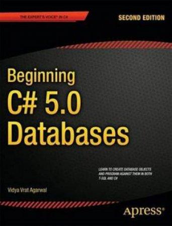 Beginning C# 2012 Databases