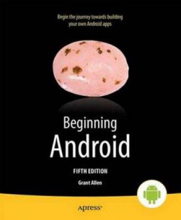 Beginning Android