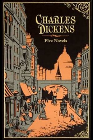 Sterling Leatherbound Classics: Charles Dickens