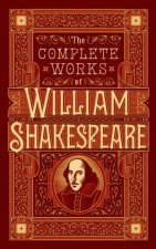 Sterling Leatherbound Classics Complete Works Of William Shakespeare