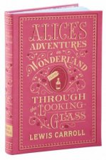 Barnes And Noble Flexibound Classics Alices Adventures In Wonderland And Through The LookingGlass
