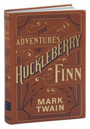 Barnes And Noble Flexibound Classics: The Adventures Of Huckleberry Finn