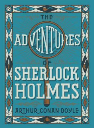 Leatherbound Children's Classics: The Adventures Of Sherlock Holmes