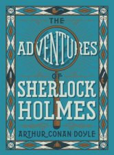 Leatherbound Childrens Classics The Adventures Of Sherlock Holmes