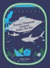 Leatherbound Childrens Classics Twenty Thousand Leagues Under The Sea