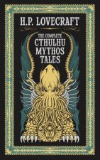 Sterling Leatherbound Classics Complete Cthulhu Mythos Tales