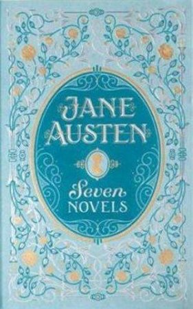 Sterling Leatherbound Classics: Jane Austen: Seven Novels