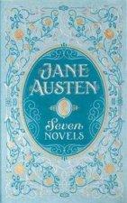Sterling Leatherbound Classics Jane Austen Seven Novels