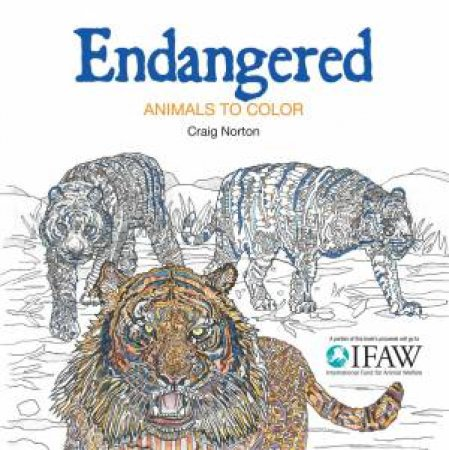 Endangered Animals To Color