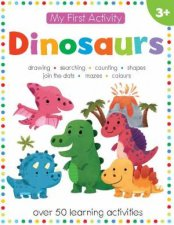 My First Activity Dinosaurs