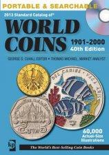 2013 Standard Catalog of World Coins 19012000 CD
