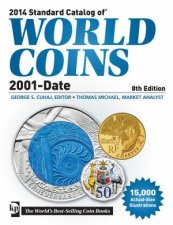 2014 Standard Catalog of World Coins 2001Date 8th Edition
