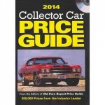 2014 Collector Car Price Guide CD
