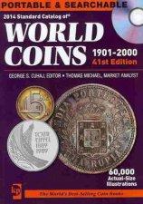 2014 Standard Catalog of World Coins 19012000 CD