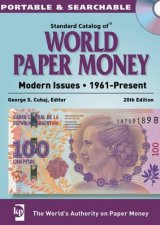 2015 Standard Catalog of World Paper Money  Modern Issues CD