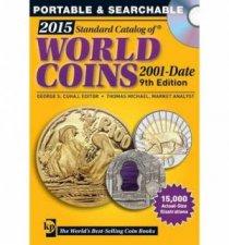 2015 Standard Catalog of World Coins 2001Date