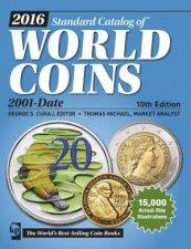 2016 Standard Catalog of World Coins 2001Date
