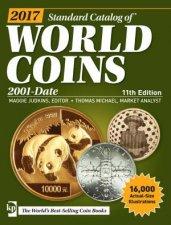 2017 Standard Catalog of World Coins 2001Date
