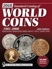 2018 Standard Catalog Of World Coins 19012000