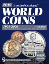 2019 Standard Catalog Of World Coins 19012000 46th Ed