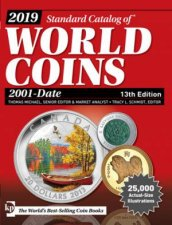 2019 Standard Catalog Of World Coins 2001Date 13th Ed