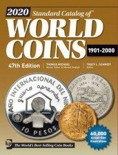 2020 Standard Catalog Of World Coins 19012000