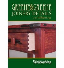 Greene and Greene Joinery Details