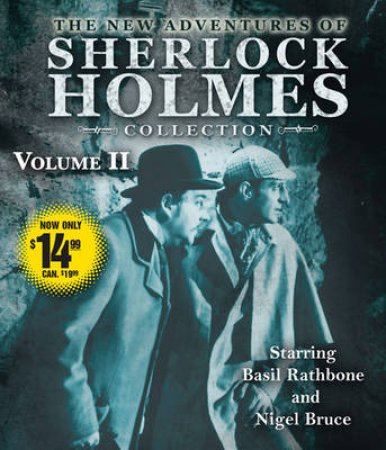 The New Adventures of Sherlock Holmes Collection Volume Two             Abridged CD by Green Denis Boucher Anthony