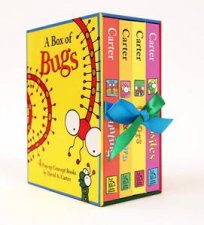 A Box of Bugs 4 Popup Concept Books
