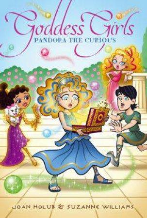 Pandora the Curious by Joan Holub & Suzanne Williams