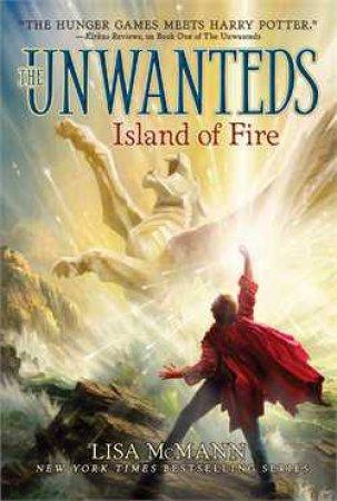 Island of Fire by Lisa McMann