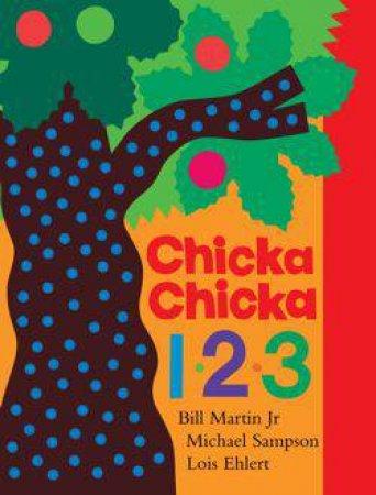 Chicka Chicka 1, 2, 3 by Bill Martin Jr & Michael Sampson