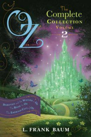 Oz: The Complete Collection (Volume 2)