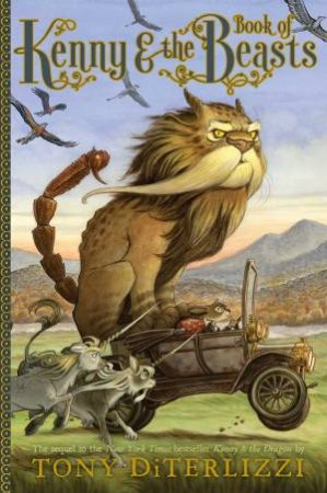 Kenny & The Book Of Beasts by Tony DiTerlizzi