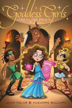 Athena the Proud