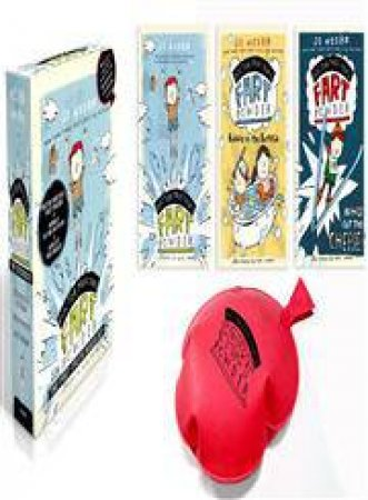 Doctor Proctor's Fart Powder the Fart-Tastic Boxed Set by Jo Nesbo & Mike Lowery