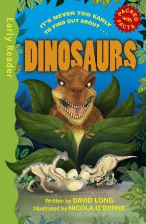 Early Reader Non Fiction: Green: Dinosaurs
