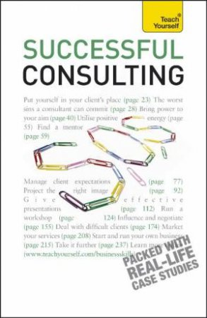 Teach Yourself: Successful Consulting by Anna Hipkiss