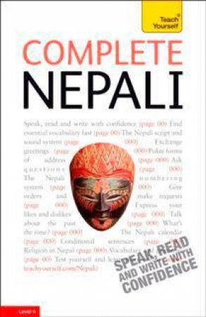 Teach Yourself: Complete Nepali - Audio Support by Michael Hutt & Abhi Subedi