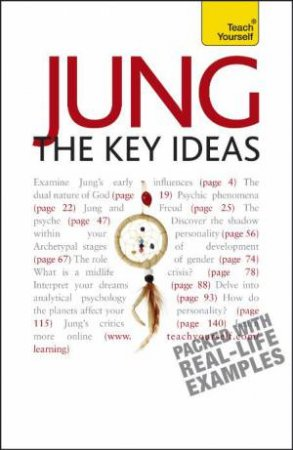 Teach Yourself: Jung The Key Ideas by Ruth Snowden