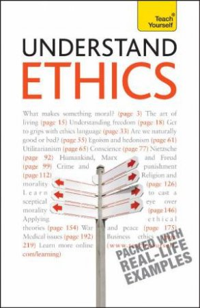 Teach Yourself: Understand Ethics by Mel Thompson