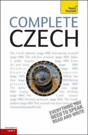 Complete Czech: Teach Yourself by David Short