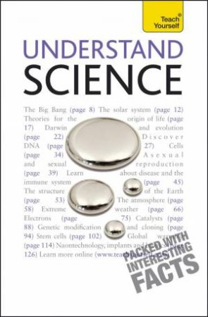 Teach Yourself: Understand Science by Jon Evans