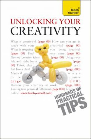 Unlock Your Creativity: Teach Yourself by Jenny Hare