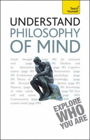 Philosophy of Mind: Teach Yourself by Mel Thompson