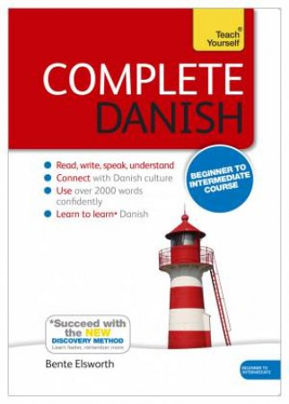 Teach Yourself: Complete Danish (Book and CD)  by Bente Elsworth