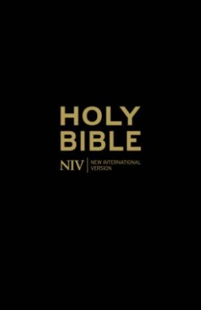 NIV Anglicised Gift and Award Bible by NIV