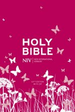 NIV Pocket Pink Softtone Bible with Zip